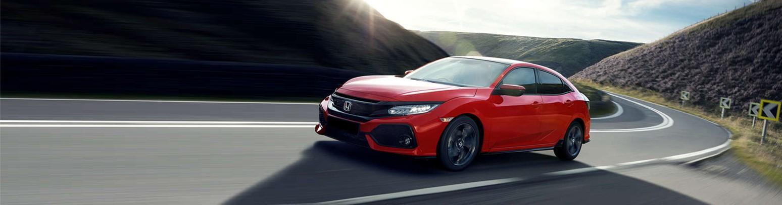 Homeslide – Honda Civic 2018